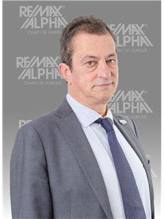 António Pedro Martins - Membro de Equipa Aurora Correia - RE/MAX - Alpha