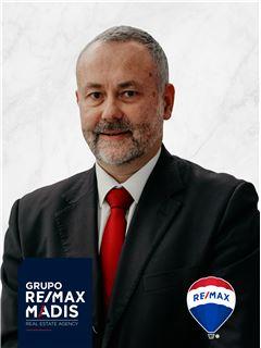 Luís Roseiro - Membro de Equipa Rui de Brito - RE/MAX - Madis