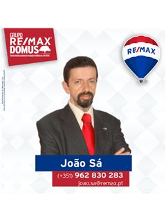 Broker/Owner - João Sá - RE/MAX - Domus