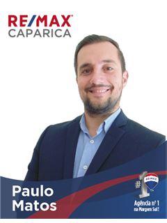 Paulo Matos - RE/MAX - Caparica