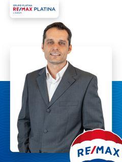 André Paulino - Membro de Equipa Ana Malheiro - RE/MAX - Platina