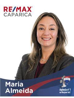Maria Almeida - RE/MAX - Caparica