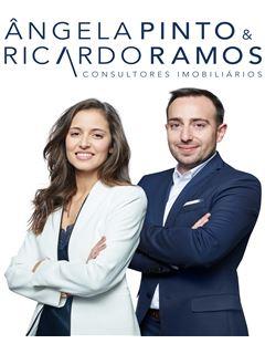 Ângela Pinto - Parceria Ângela Pinto e Ricardo Ramos - RE/MAX - Plus