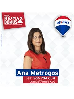 Lettings Advisor - Ana Metrogos - RE/MAX - Domus