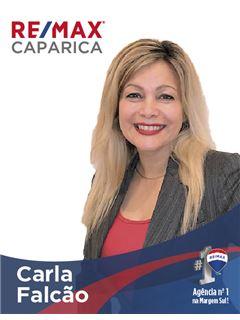 Carla Falcão - Chefe de Equipa Carla Falcão - RE/MAX - Caparica