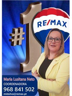 Office Staff - Maria Lusitana Silva - Coordenadora de Agência - RE/MAX - Magistral 2
