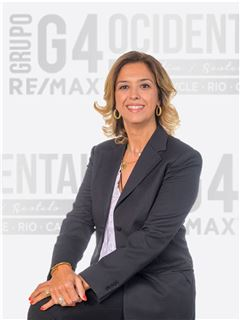 Vanda Pita - Chefe de Equipa Homes4you - RE/MAX - G4 Ocidental