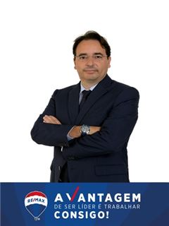 Jorge Cáceres - RE/MAX - Vantagem Central
