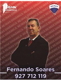 Fernando Soares - Equipa José Pedro Noronha e Pedro Ferreira - RE/MAX - Dinâmica