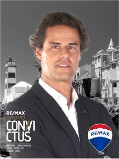 Filipe Gaidão - Equipa Gaidão - RE/MAX - Convictus II