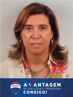 Team Manager - Ana Quintino - RE/MAX - Vantagem Tagus