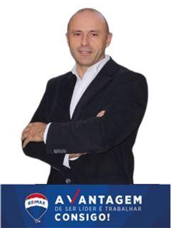 Paulo Costa - Chefe de Equipa Paulo Costa - RE/MAX - Vantagem Avenida