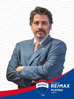 Nuno Cardoso - Membro de Equipa Carlos Almeida - RE/MAX - Platina