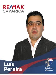 Luís Pereira - Chefe de Equipa Luís Pereira - RE/MAX - Caparica