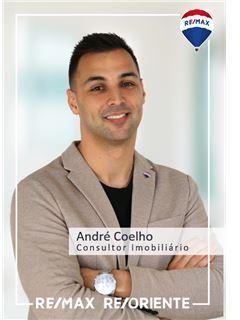 André Coelho - Membro de Equipa Rui Corbacho - RE/MAX - ReOriente