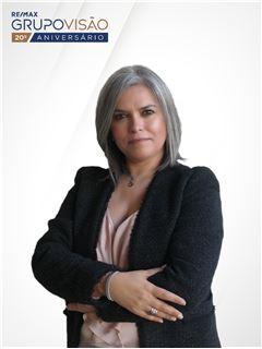 Sandra Bicho - Membro de Equipa Ana Garcia - RE/MAX - Visão