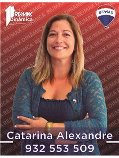 Catarina Alexandre - Equipa João Azevedo e Ivo Santos - RE/MAX - Dinâmica