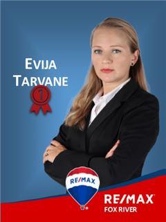 Broker/Owner - Evija Tarvane - RE/MAX - Fox River II
