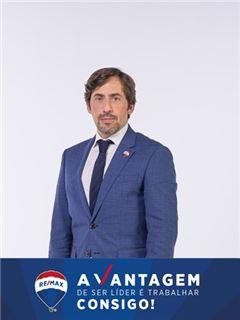 Team Manager - João Apolinário - RE/MAX - Vantagem Central