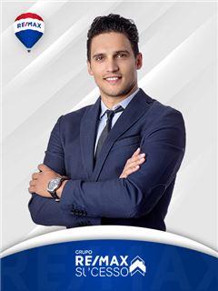 Diogo Rodrigues - Membro de Equipa Cristina Carvalho - RE/MAX - Sucesso