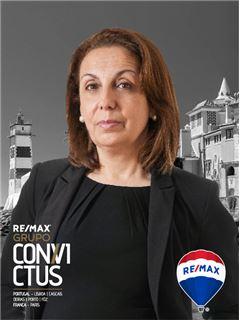 Carla Gracias - Equipa Dream Makers Team - RE/MAX - Convictus II