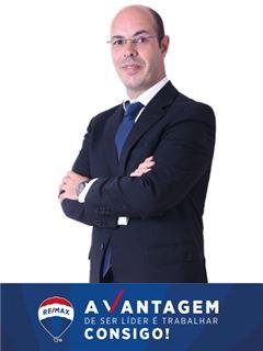 Bernardo Bleck - Membro de Equipa Bleck Team - RE/MAX - Vantagem Central