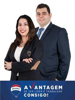 Patrícia Marques - Equipa Fábio e Patrícia - RE/MAX - Vantagem Tagus