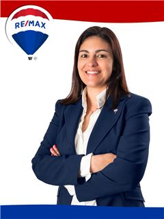 Team Manager - Liliana Adriano - RE/MAX - Mosteiro