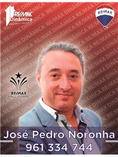 José Pedro Noronha - Equipa José Pedro Noronha e Pedro Ferreira - RE/MAX - Dinâmica