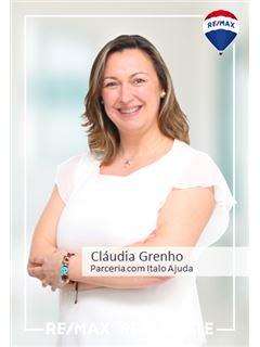Cláudia Grenho - RE/MAX - ReOriente