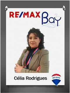 Célia Rodrigues - RE/MAX - Bay
