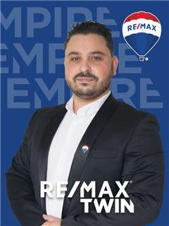 Luís Barbosa - Gestor de Compradores da Agência - RE/MAX - Twin
