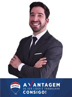 João Mendes - Técnico de Recursos Humanos - RE/MAX - Vantagem Campus