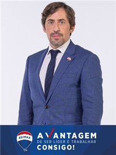 Team Manager - João Apolinário - RE/MAX - Vantagem Tagus