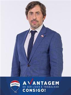 Kontorsägare - João Apolinário - RE/MAX - Vantagem Tagus