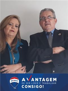 Janne Almeida - Equipa António Martins e Janne Almeida - RE/MAX - Vantagem Tagus