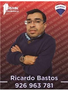 Ricardo Bastos - Membro de Equipa Susana de Castro - RE/MAX - Dinâmica