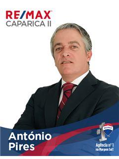 António Pires - Chefe de Equipa António Pires - RE/MAX - Caparica II