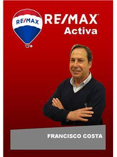 Bróker/Tulajdonos - Francisco Costa - RE/MAX - Activa
