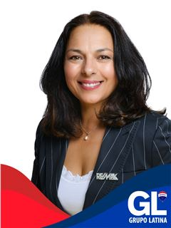 Paula Roque - RE/MAX - Latina