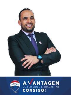 Paulo Antunes - Membro de Equipa José Antunes - RE/MAX - Vantagem Central