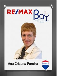 Ana Cristina Pereira - RE/MAX - Bay