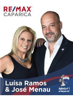 Luísa Ramos e José Carlos Menau - RE/MAX - Caparica