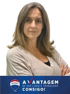 Filipa Ferreira - Técnica de Marketing - RE/MAX - Vantagem Atlântico