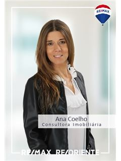 Ana Coelho - Parceria SUNeANA - RE/MAX - ReOriente