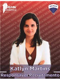 Katlyn Martins - Responsável de Recrutamento - RE/MAX - Dinâmica