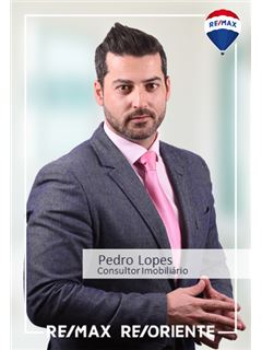 Pedro Lopes - RE/MAX - ReOriente