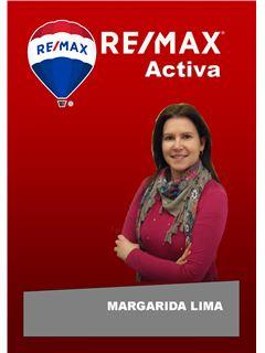 Bróker/Tulajdonos - Margarida Lima - RE/MAX - Activa