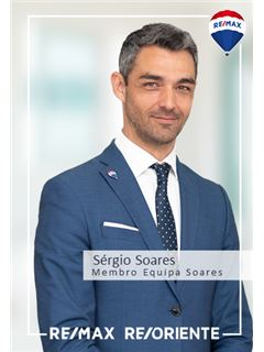 Sérgio Soares - RE/MAX - ReOriente