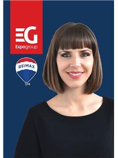 Ana Filipa Branco - Membro de Equipa Minau Consultores - RE/MAX - Expo